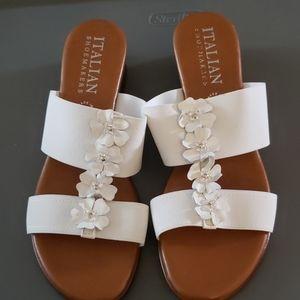 Italian shoe maker sandles